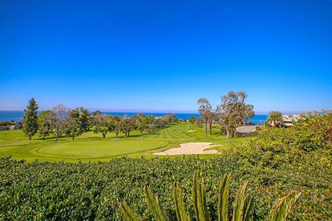 La Jolla Country Club Ocean Views