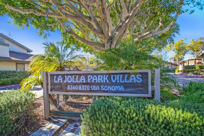 La Jolla Park Villas Neighborhood