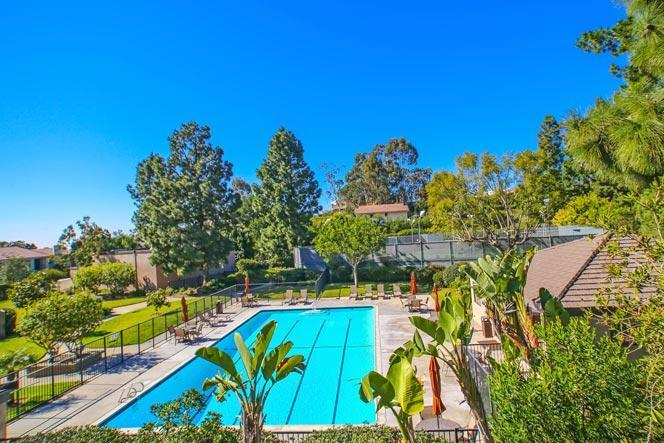 La Jolla Summit Community Pool