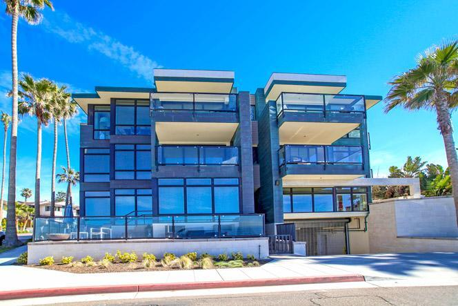 La Jolla Contemporary Homes